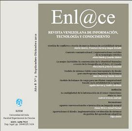 Enl@ce: Revista Venezolana de Información, Tecnología y Conocimiento | A New Society, a new education! | Scoop.it