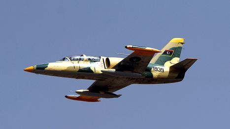 BREAKINGNEWS »»» Libyan air force attacks targets in south after gunmen storm airbase #VivaGADDAFIPpl | Saif al Islam | Scoop.it