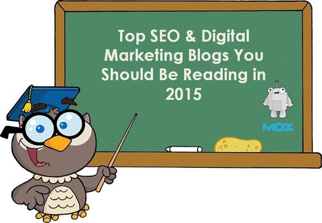Top SEO (Digital Marketing) Blogs Every Webmaster Should Be Reading | KGN Technologies | Scoop.it