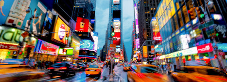 Enjoy Nightlife Around Times Square, New York City < America | Travel guide | Scoop.it