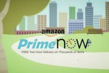Exclusif : Amazon va lancer Prime Now à Paris | Digitalisation & Distributeurs | Scoop.it