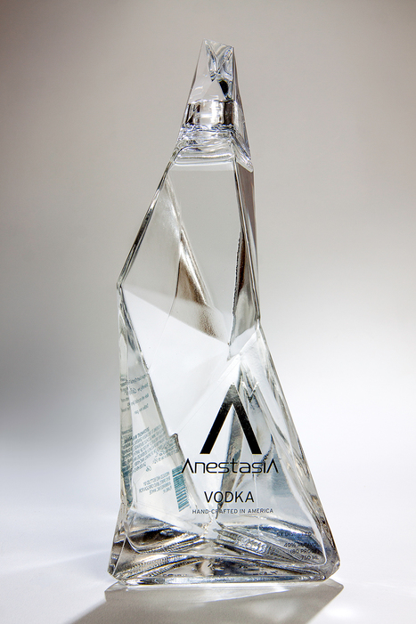 AnestasiA Vodka - Las Vegas Top Picks | Well Designed Things | Scoop.it