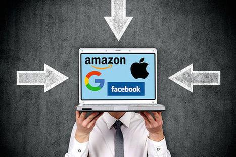Comment survivre à l'ère du numérique ? 5 stratégies gagnantes | Web information Specialist | Scoop.it