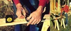 Learning Beginning Carpentry Skills - Do-It-Yourself - MOTHER EARTH NEWS | carpenter | Scoop.it