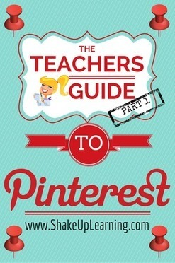 The Teacher's Guide to Pinterest - Part 1: What is Pinterest? | Education Matters | Scoop.it