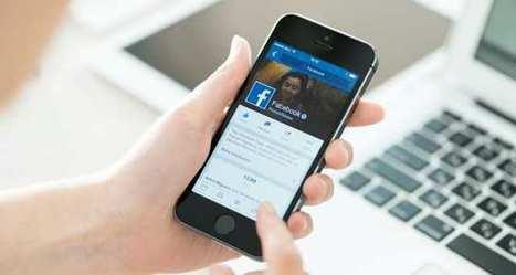 Avec Canvas, Facebook lance son offensive publicitaire sur mobile | Médiathèque SciencesCom | Scoop.it