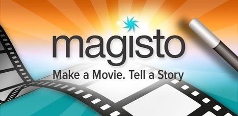 Magisto, Éditeur Vidéo Magique - Applications Android sur GooglePlay   Android Apps   Scoop.it
