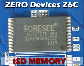Memoria tSD de Foresee, estructura de eMMC con cuerpo NAND « eleZine – Magazine About Electronics | Android TV Boxes | Scoop.it