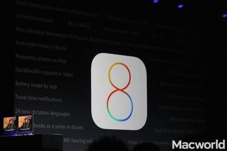 5 iOS 8 features Apple obviously borrowed from Android | Technology and Gadgets | Scoop.it