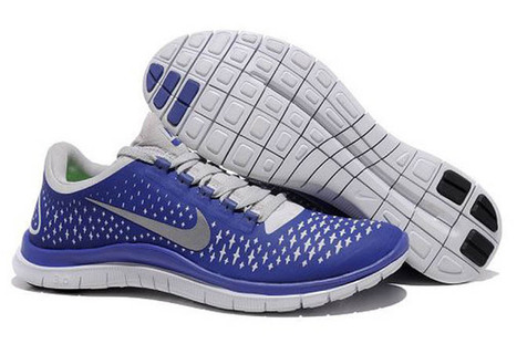 Nike Free 3.0 V4 Running Shoe Soar Reflect Silver Pure Platinum Mens | popular and new list | Scoop.it