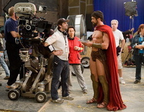 Zack Snyder Talks 300, Frank Miller, the Story, the Visual Effects | Zack Snyder | Scoop.it
