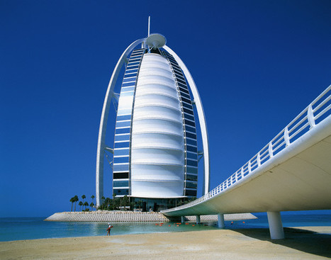 Burj Al Arab – World's Only Seven Star Hotel in the World ... | Diary of a serial foodie | Scoop.it
