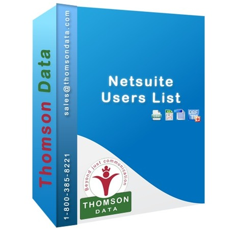 Net Suite Users List by SIC Code - List of Net Suite Customers | Marketing List | Scoop.it