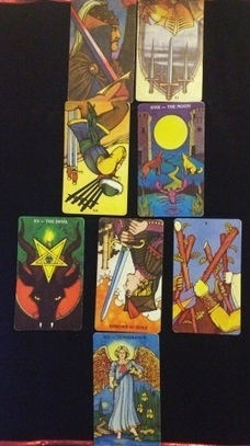 Sun Goddess Tarot: The Workplace Relationship Spread | Tarot Reading | Scoop.it