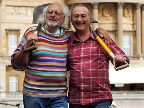 Mick Aston, Time Team expert, dies aged 66   Archaeology DSODE   Scoop.it