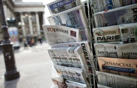 Parution des journaux bloquée: Les patrons de presse dénoncent la pression «scandaleuse» de la CGT | Medias today | Scoop.it