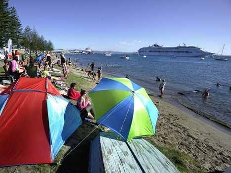 Ships are set to cruise in soon - Bay of Plenty Times - Bay of Plenty Times News   CruiseBubble   Scoop.it