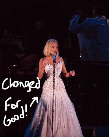 Kristin Chenoweth Duets With Wicked Good Singer Picked ... | Integral Vocal Education | Scoop.it