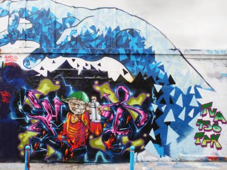 Interview de Fat TVA | Interviews graffiti et Hip-Hop | Scoop.it