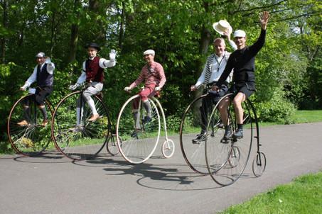 Vélocipédia, manifestation pour les amateurs de vélos anciens - Citycle | Vélotourisme | Scoop.it