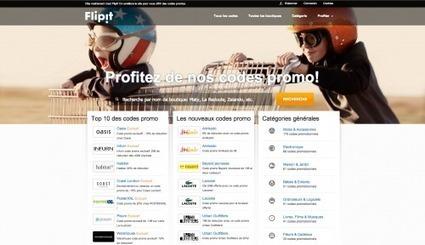 Jochem Vroom nous présente Flipit, le bon coin des réductions en ligne | Entrepreneur & Co | Scoop.it