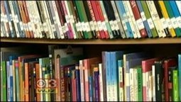 Donations Will Fund 4 New City School Libraries « CBS Baltimore | School Library Advocacy | Scoop.it