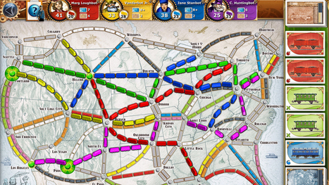 The 21 best iPad board games for Christmas - Macworld | Indigo Learning | Scoop.it