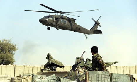 Afghan boy killed by US forces as Nato staff die in aircraft accident | AP American Government | Scoop.it