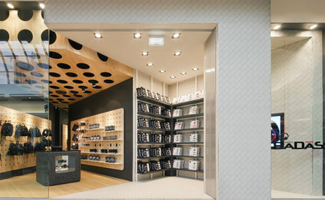 BaDass store by MIM Design, Chadstone – Australia | Retail Design Review | Scoop.it