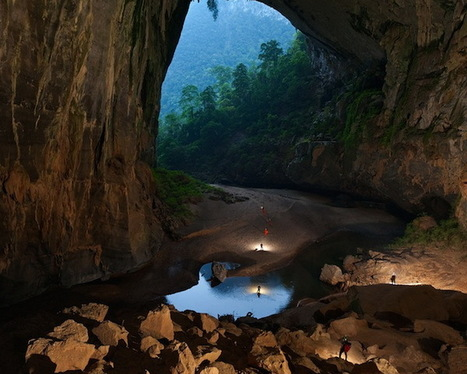 Vietnam: Hang Son Doong cave | Wicked! | Scoop.it