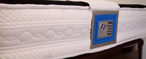 #CDLR -> Una pyme de Salamanca lanza un colchón con caja fuerte en respuesta a la crisis | EmprenderHoy | Scoop.it