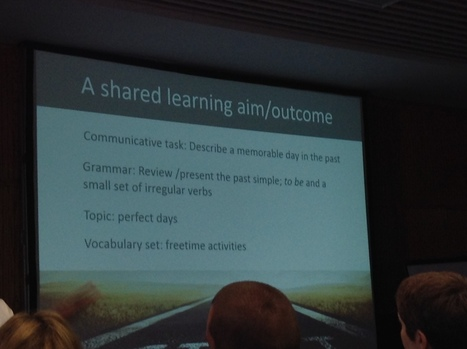 IATEFL 2016 Materials Writing SIG PCE – Print VS. Digital; is it really a competition? (1) | TEFL Resources, Materials and Lessons | Scoop.it