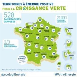 Ségolène Royal développe les territoires à énergie positive | Gestion des services aux usagers | Scoop.it