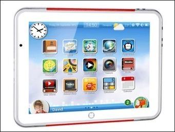 SuperPaquito el primer tablet pensado para niños | Stilo | Tecnología Educación y mas | Scoop.it