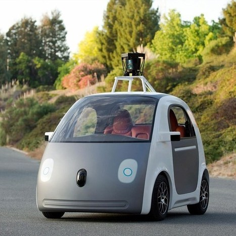 Driverless cars can hit UK roads in 2015 (Wired UK) | leapmind | Scoop.it