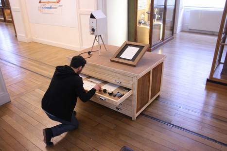 Raconter les techniques | JEAN-SIMON | Musées, lieux culturels, tiers-lieux | Scoop.it