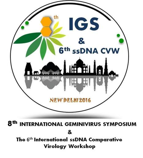 8th International Geminivirus Symposium, New Delhi, 7-10 November, 2016 | Plants and Microbes | Scoop.it