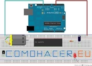 Introducción a Arduino: un universo electrónico en una sola placa | Electronica | Scoop.it