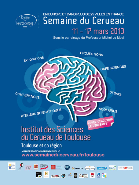 Université Toulouse II-Le Mirail - Semaine du cerveau 2013 | Toulouse La Ville Rose | Scoop.it