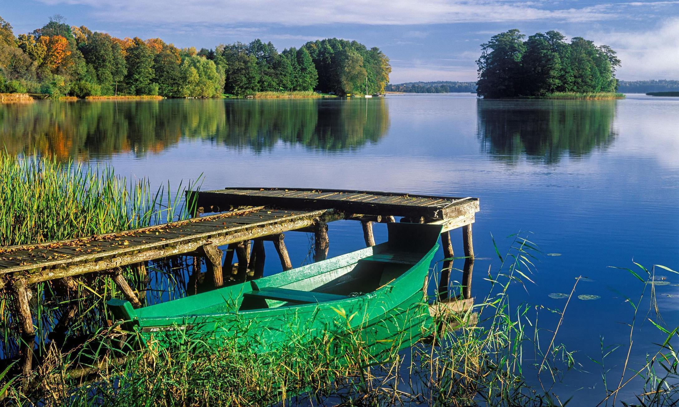 Travel tips: marvel at Poland's Masurian Lakes, and the week's deals
