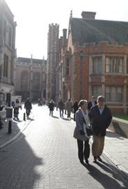 University of Cambridge Walks   Cambridge Walks   Scoop.it