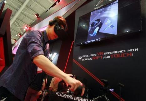 Believe the hype? How virtual reality could change your life | cool stuff from research | Scoop.it