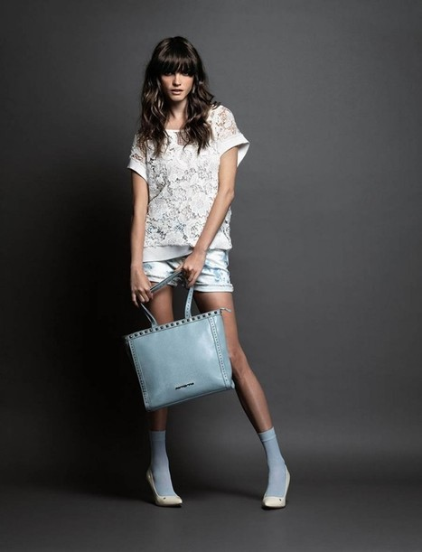 Fornarina Clothing Campaign S/S 2014 ft. Jeisa Chiminazzo | Le Marche & Fashion | Scoop.it