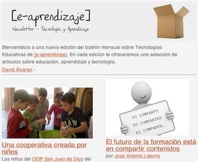 Contenidos Educativos Curados desde [e-aprendizaje] | Orientación Educativa - Enlaces para mi P.L.E. | Scoop.it