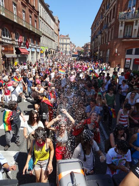 20.000 participants !   Droits LGBT en france   Scoop.it