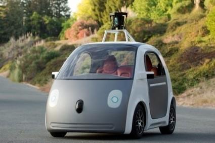 Les Etats-Unis ouvrent la route aux voitures sans chauffeur   Vous avez dit Innovation ?   Scoop.it