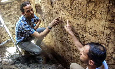 11th-Dynasty Chapel Discovered in Egypt - Archaeology Magazine | Ancient History and Archaeology | Scoop.it