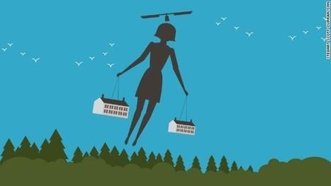 How helicopter parents can ruin kids' job prospects - CNN | Raising Children | Scoop.it