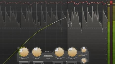 Vintage vs Digital Compression | iPad music apps | Scoop.it