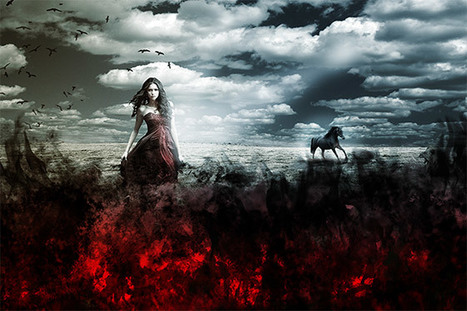 Create a Dramatic Surreal Scene in Photoshop | Photoshop Photo Effects Journal | Scoop.it